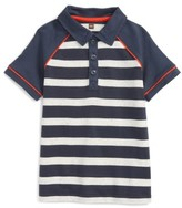 Tea Collection Toddler Boy's High Street Polo