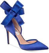 INC International Concepts I.N.C. Kaiaa Bow Evening Pumps, Created for Macy's