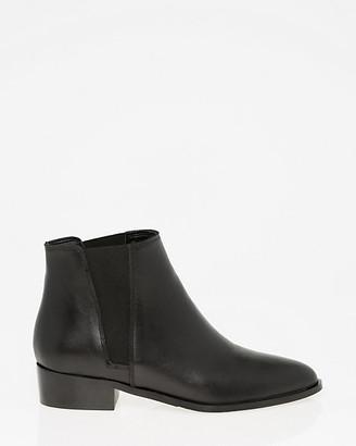 Le Château Leather Chelsea Boot