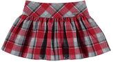 Mayoral Check skirt TG