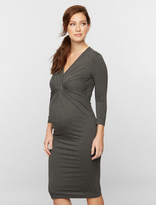 A Pea in the Pod Isabella Oliver Relaxed Fit Maternity Dress