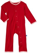 Kickee Pants Applique Coveralls (Baby) - Balloon Popsicle-18-24 Months