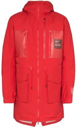 Nike x Undercover fishtail parka coat