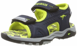 KangaROOS Unisex Kids Sinclair II Open Toe Sandals