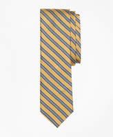 Brooks Brothers Striped Silk Rep Tie