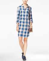 Tommy Hilfiger Plaid Shirtdress