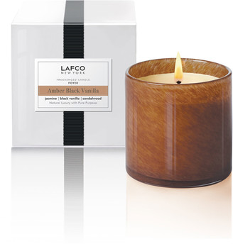 Lafco Inc. Amber Black Vanilla Signature Candle Foyer
