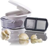 The Sharper Image 3-in-1 Garlic Press