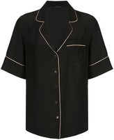 Kiki de Montparnasse short sleeved pajama set