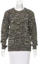 Etoile Isabel Marant Mélange Wool Sweater