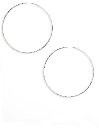 Nordstrom Women's Endless Oversized Hoop Earrings
