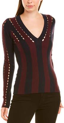 Autumn Cashmere Wool-Blend Sweater