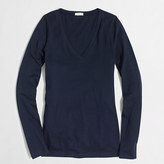 J.Crew Factory Tissue long-sleeve V-neck T-shirt