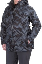 Columbia Whirlibird Interchange Jacket - 3-in-1, Waterproof (For Plus Size Women)