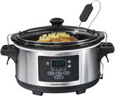 Hamilton Beach 6-qt. Set & Forget Programmable Slow Cooker