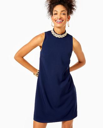 Lilly Pulitzer Brandi Beaded Stretch Shift Dress