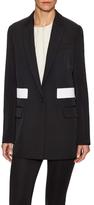 Givenchy Wool Midi Blazer