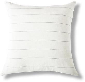 Bole Road Textiles Melkam Pillow - Natural