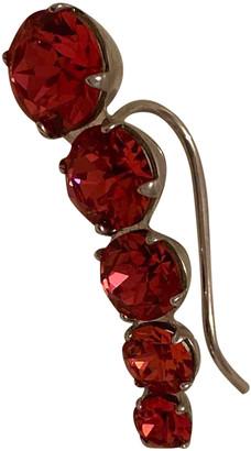 Ca&Lou Pink Steel Earrings