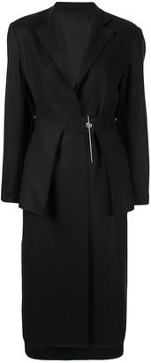 Boyarovskaya Belted Utility Coat