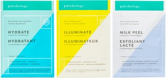 Patchology Perfect Weekend FlashMasque(R) Facial Sheets