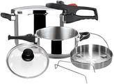 Asstd National Brand 6-pc. Pressure Cooker