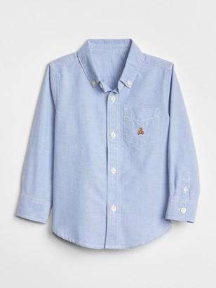 Gap Toddler Oxford Button-Down Shirt