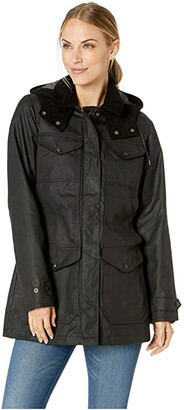 Filson Moorcroft Jacket (Smoke) Women's Coat