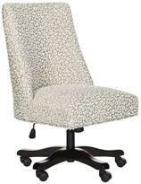 Safavieh Leopard Print Swivel Desk Chair