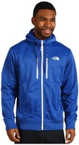The North Face Sandoval Full-Zip Hoodie (Nautical Blue) - Apparel
