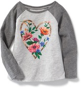 Old Navy Graphic Swing Tee for Toddler Girls