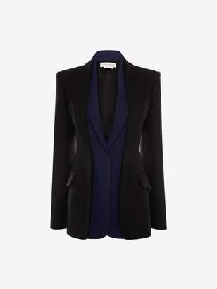 Alexander McQueen Deconstructed Jacket
