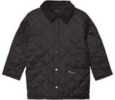 Barbour Black Liddesdale Quilted Jacket