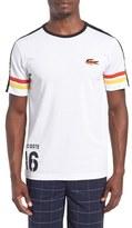 Lacoste Men's 'Sprinter Victory' Print T-Shirt