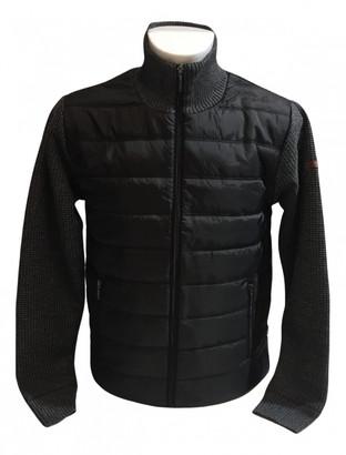 Cerruti Black Faux fur Jackets