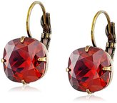 "Liz Palacios Arco Iris"" Swarovski Elements Crystal Earrings"
