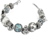 Nuovegioie Tedora Sterling Silver Special Moments Bracelet
