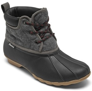 Skechers Women's Pond - Little Puddles Duck Boots from Finish Line