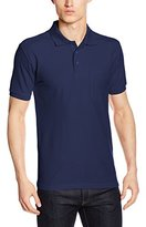 Fruit of the Loom Men's SS036M Polo Shirt