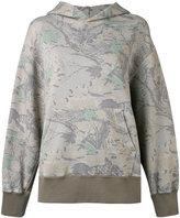 Yeezy printed hoodie - women - Cotton - M