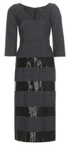 Marc Jacobs Embellished Wool Dress