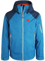 Ziener Tanier Ski Jacket Blue Sea/dark Navy