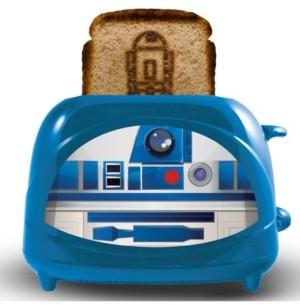 Uncanny Brands Star Wars R2D2 Empire Toaster
