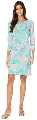 Lilly Pulitzer Charley Dress (Multi Swizzle In) Women's Clothing