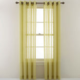 Martha Stewart MarthaWindowTM Promenade Grommet-Top Curtain Panel