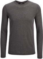 Lyocell Jersey Top In Coal