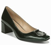 Naturalizer Square-Toe Leather Pumps - Kalissa