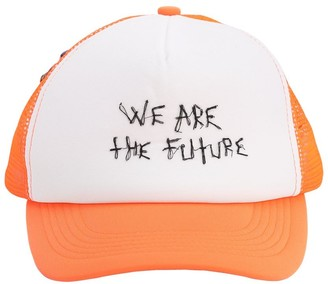 Self Made We Are The Future Tech Trucker Hat