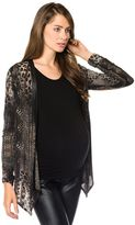 Cascade Maternity Sweater