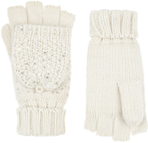 Accessorize ThinsulateTM Foiled Capped Gloves